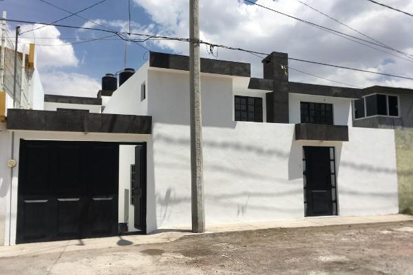 Foto de casa en venta en  , emiliano zapata, zinacantepec, méxico, 8883405 No. 01