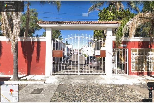 Foto de casa en venta en emilio carranza 1353, el vigía, zapopan, jalisco, 0 No. 01