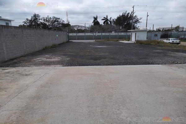 Foto de terreno habitacional en renta en  , emilio carranza, ciudad madero, tamaulipas, 19291410 No. 07