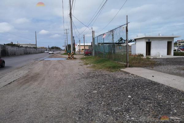 Foto de terreno habitacional en renta en  , emilio carranza, ciudad madero, tamaulipas, 19291410 No. 10