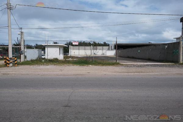 Foto de terreno habitacional en renta en  , emilio carranza, ciudad madero, tamaulipas, 19291410 No. 11