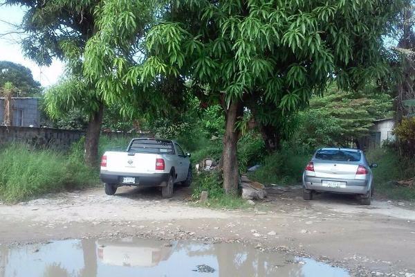 Foto de terreno habitacional en venta en  , emilio carranza, ciudad madero, tamaulipas, 2642714 No. 03