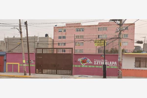 Foto de departamento en venta en emilio madero 190, santa martha acatitla norte, iztapalapa, df / cdmx, 16435442 No. 01
