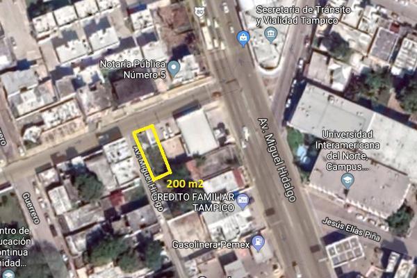 Foto de terreno comercial en renta en emlio azcaraga , campbell, tampico, tamaulipas, 7279828 No. 03