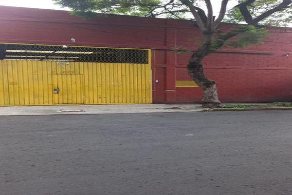 Foto de bodega en venta en emperadores , san pedro, iztacalco, df / cdmx, 0 No. 01
