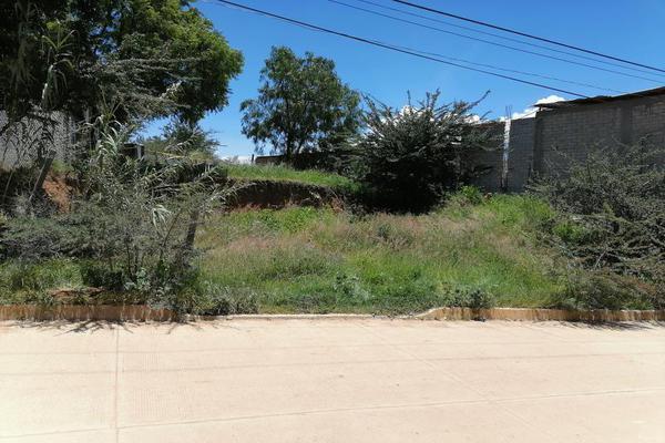 Foto de terreno habitacional en venta en encino 21, forestal, santa maría atzompa, oaxaca, 0 No. 02