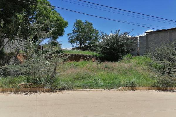 Foto de terreno habitacional en venta en encino 21, forestal, santa maría atzompa, oaxaca, 0 No. 03