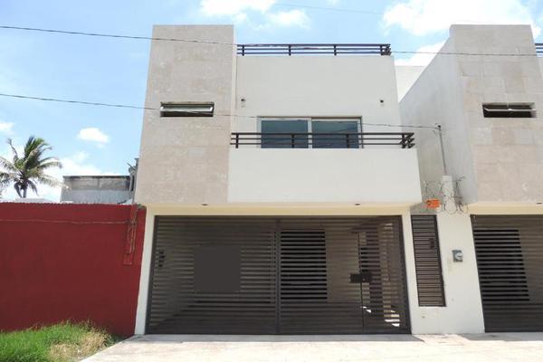 Foto de casa en venta en encinos , brisas del carrizal, nacajuca, tabasco, 8229313 No. 01