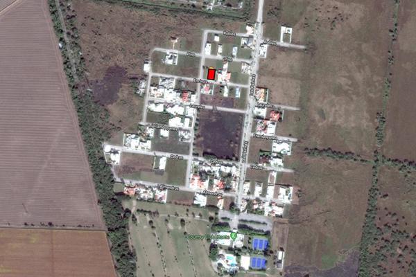 Foto de terreno habitacional en venta en encinos , country, el mante, tamaulipas, 5362747 No. 01