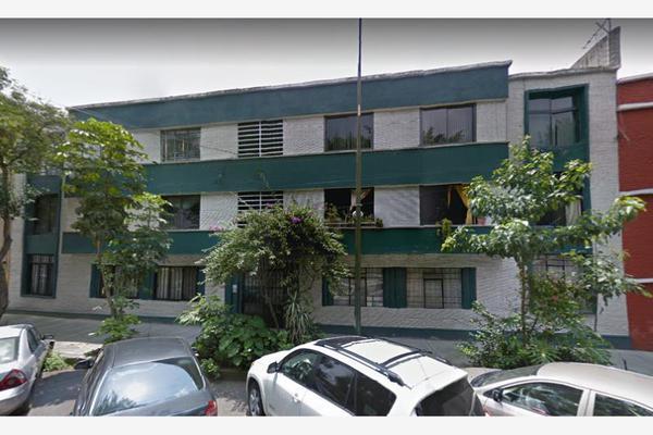 Foto de departamento en venta en enrique rebsamen 537, narvarte poniente, benito juárez, df / cdmx, 10081650 No. 01