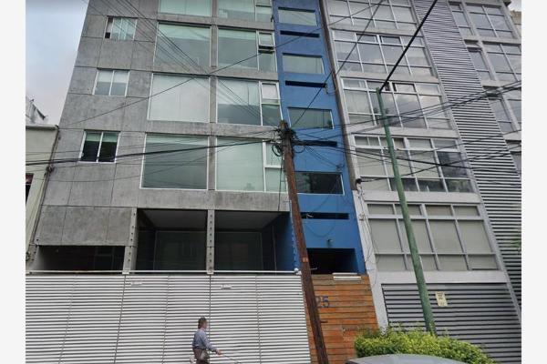 Foto de departamento en venta en ensenada 25, hipódromo, cuauhtémoc, df / cdmx, 0 No. 01