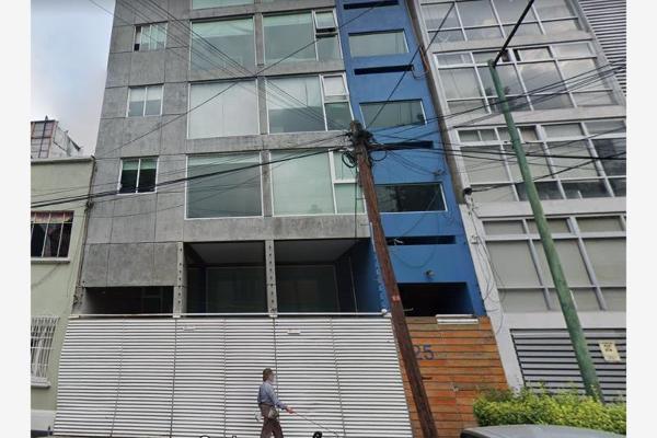 Foto de departamento en venta en ensenada 25, hipódromo, cuauhtémoc, df / cdmx, 13378242 No. 02
