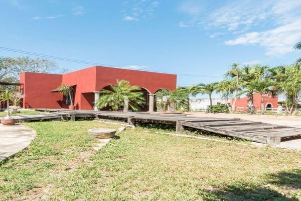 Foto de casa en venta en entrada principal , chicxulub, chicxulub pueblo, yucatán, 7137353 No. 01