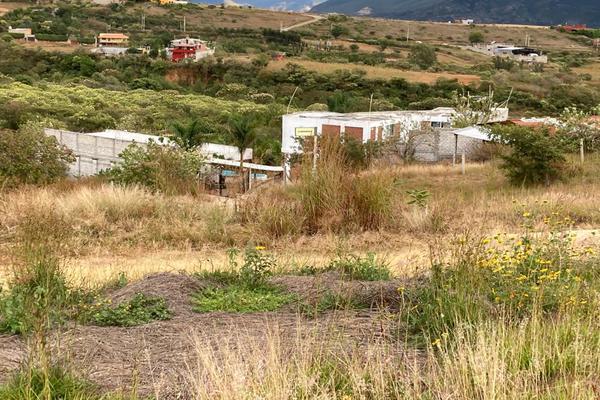 Foto de terreno habitacional en venta en entre calle almendros y arandanos , san andres huayapam, san andrés huayápam, oaxaca, 19236893 No. 11