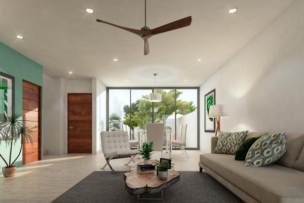 Foto de casa en venta en entre grijalva y agua blanca , tulum centro, tulum, quintana roo, 7525853 No. 03