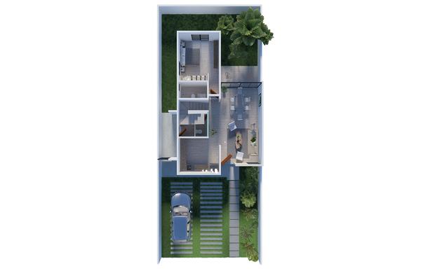 Foto de casa en venta en entre grijalva y agua blanca , tulum centro, tulum, quintana roo, 7525853 No. 04