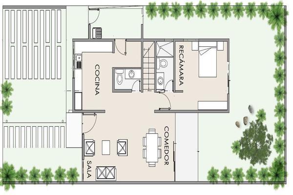 Foto de casa en venta en entre grijalva y agua blanca , tulum centro, tulum, quintana roo, 7525853 No. 07