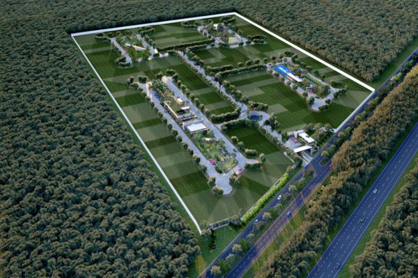 Foto de terreno habitacional en venta en entreparques , algarrobos desarrollo residencial, mérida, yucatán, 20756752 No. 06