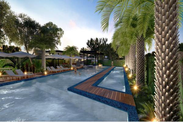 Foto de terreno habitacional en venta en entreparques , algarrobos desarrollo residencial, mérida, yucatán, 20756752 No. 20