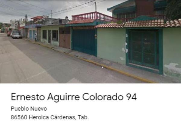 Foto de casa en venta en ernesto aguirre 94, pueblo nuevo, cárdenas, tabasco, 5663330 No. 05