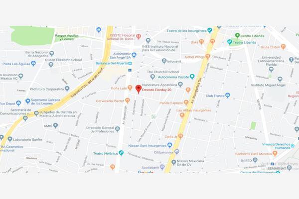 Foto de departamento en venta en ernesto elorduy 20, guadalupe inn, álvaro obregón, df / cdmx, 9159346 No. 08