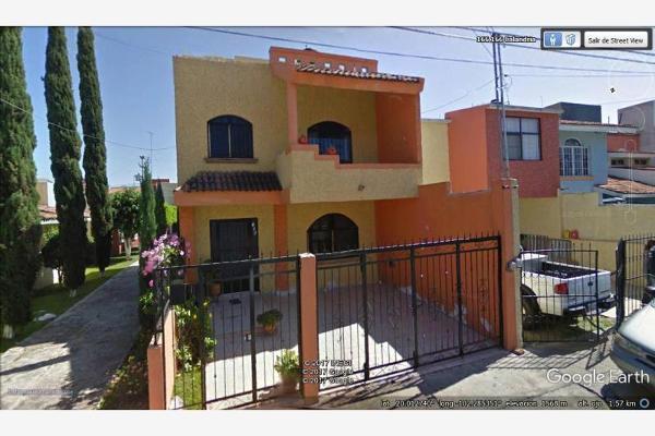 Foto de casa en venta en escalandria 166, jardines de san joaquín, zamora, michoacán de ocampo, 5373192 No. 01