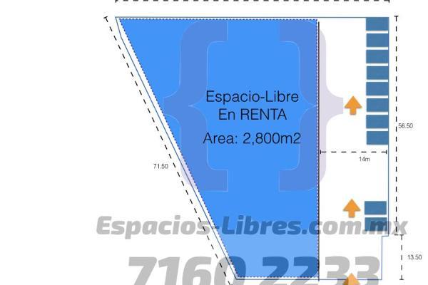 Foto de terreno industrial en renta en escape 41, naucalpan, naucalpan de juárez, méxico, 2670495 No. 03