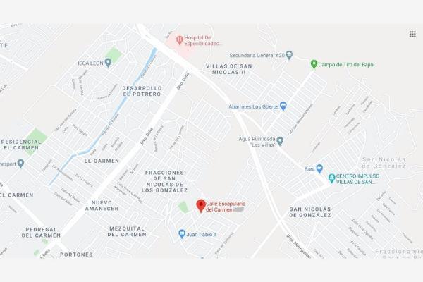 Foto de casa en venta en escapulario del carmen 0, pedregal del carmen, león, guanajuato, 12277827 No. 04