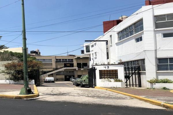 Foto de bodega en renta en escuadron 201 , cristo rey, álvaro obregón, df / cdmx, 18580577 No. 01
