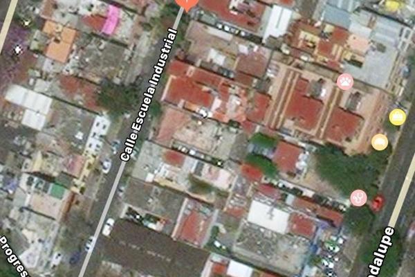 Foto de terreno habitacional en venta en escuela industrial , industrial, gustavo a. madero, df / cdmx, 14029474 No. 01
