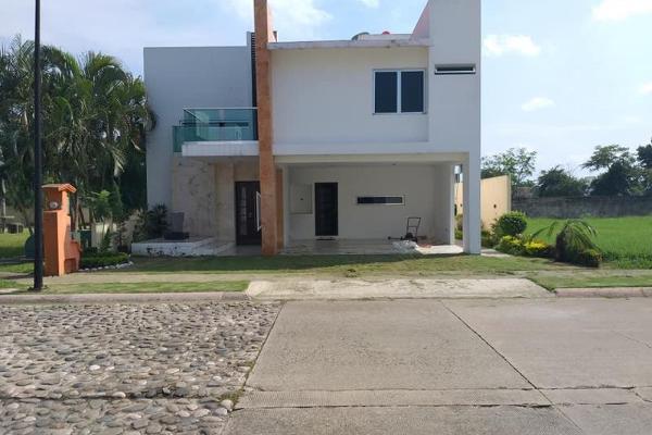Foto de casa en renta en esmeralda 22, hacienda esmeralda, centro, tabasco, 11429868 No. 01