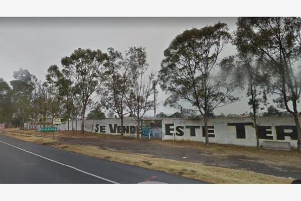Foto de terreno habitacional en venta en  , esmeralda, tecámac, méxico, 10998041 No. 01