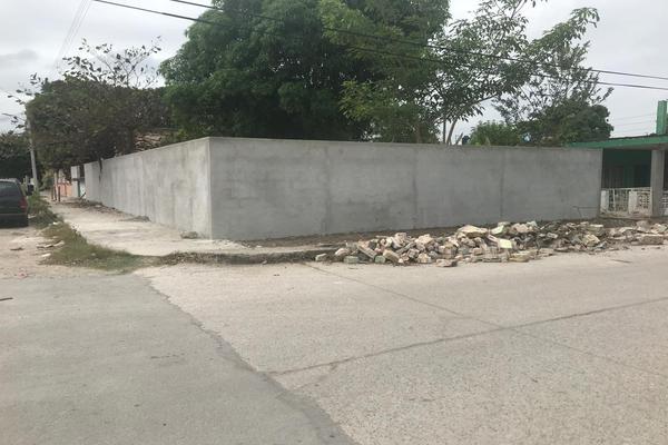 Foto de terreno habitacional en venta en españa , ferrocarrilera, ciudad madero, tamaulipas, 6141159 No. 01