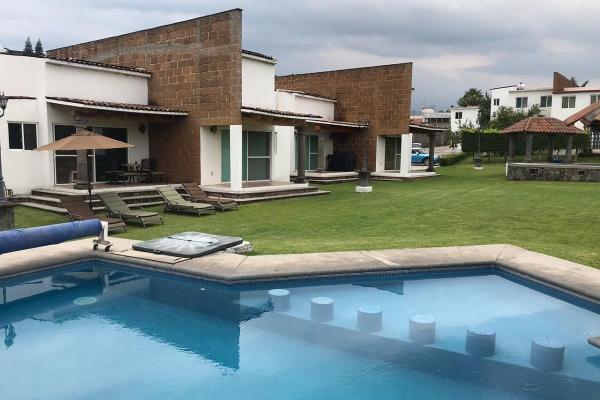 Foto de casa en venta en estación vieja , oaxtepec centro, yautepec, morelos, 11404913 No. 01