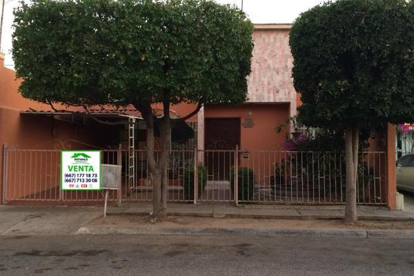 Foto de casa en venta en estado de tabasco 1468, las quintas, culiacán, sinaloa, 4237023 No. 01