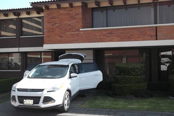 Foto de casa en renta en estefanía , estefanía, metepec, méxico, 8044180 No. 01