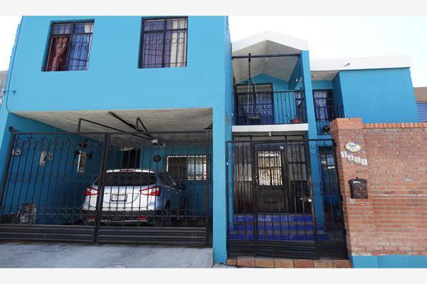 Foto de casa en venta en esther santos 1021, magisterio sección 38, saltillo, coahuila de zaragoza, 19431689 No. 01