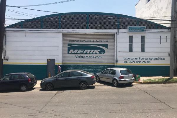 Foto de bodega en renta en estrada cagijal , tezontepec, cuernavaca, morelos, 5422541 No. 01