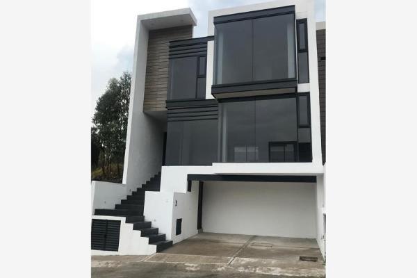 Foto de casa en venta en estratus 28 b, residencial lago esmeralda, atizapán de zaragoza, méxico, 10141775 No. 01