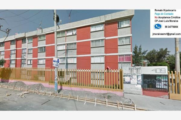 Foto de departamento en venta en estrella 1, san nicolás tolentino, iztapalapa, distrito federal, 5686406 No. 01