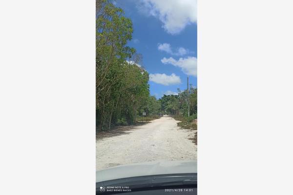 Foto de terreno habitacional en venta en eucalipto 0, álamos i, benito juárez, quintana roo, 0 No. 03