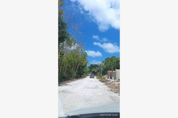 Foto de terreno habitacional en venta en eucalipto 0, álamos i, benito juárez, quintana roo, 0 No. 04