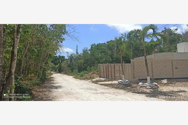 Foto de terreno habitacional en venta en eucalipto 0, álamos i, benito juárez, quintana roo, 0 No. 05