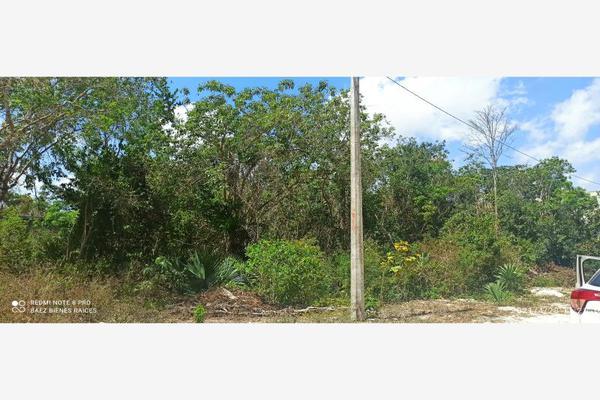 Foto de terreno habitacional en venta en eucalipto 0, álamos i, benito juárez, quintana roo, 0 No. 06