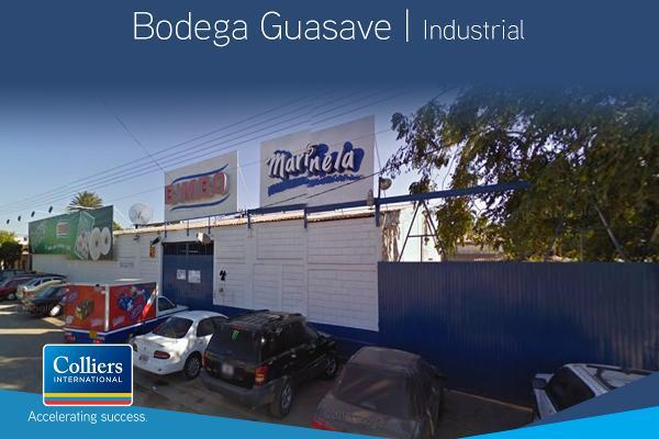 Foto de nave industrial en venta en eucalipto , del bosque, guasave, sinaloa, 5420181 No. 01