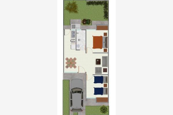 Foto de casa en venta en eucaliptos 20, san alberto, gómez palacio, durango, 12273649 No. 07