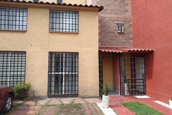 Foto de casa en venta en eucaliptos condominio 11 , los portales, tultitlán, méxico, 0 No. 01