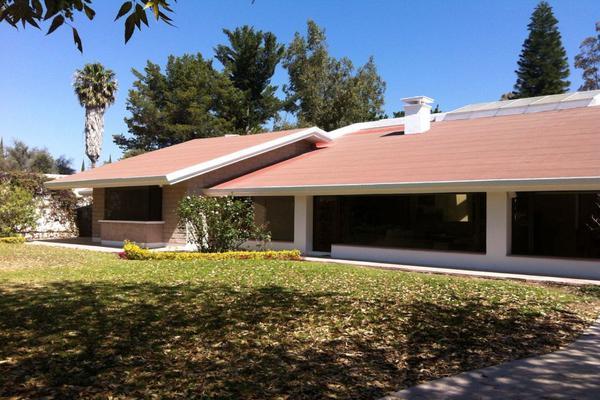 Foto de casa en venta en eucaliptos , jurica, querétaro, querétaro, 5953515 No. 01