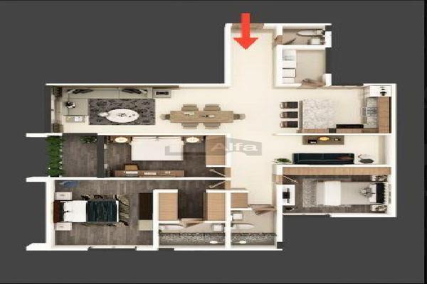Foto de departamento en venta en eucaliptos , virreyes, san luis potosí, san luis potosí, 12767144 No. 13