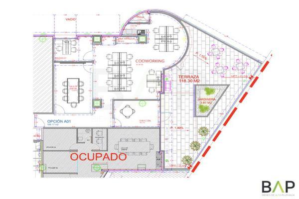 Foto de oficina en renta en eugenio garza sada 1070, cumbres del campestre, león, guanajuato, 19638657 No. 18